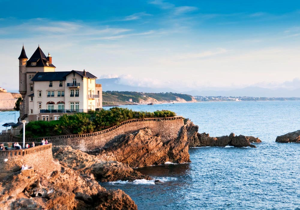 Biarritz, roadtrip au Pays Basque