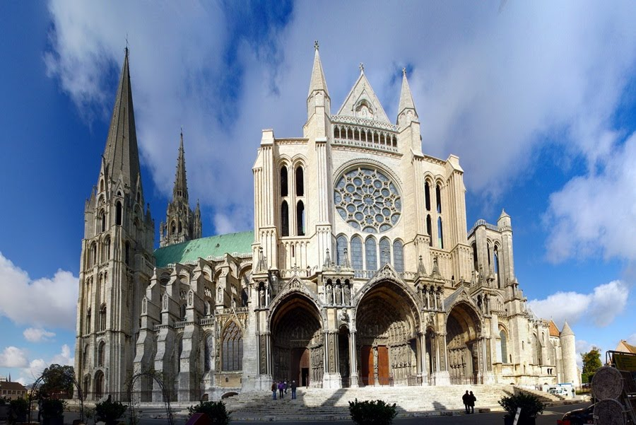Chartres, roadtrip en Île de France