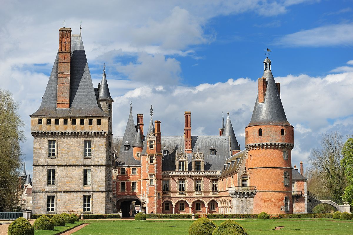 Château de Maintenon, roadtrip en Île de France